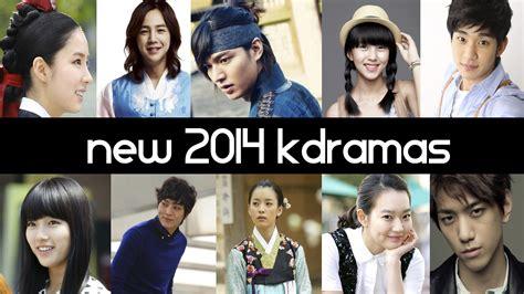 film korea recommended 2014 top 5 new 2014 korean dramas