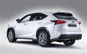 lexus nx 300h f sport 2014 widescreen car