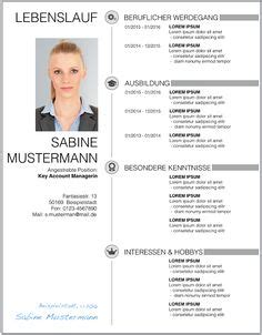 Design Pro Vorlage 1000 Ideas About Lebenslauf Muster On Resume Bewerbung And Bewerbung Muster