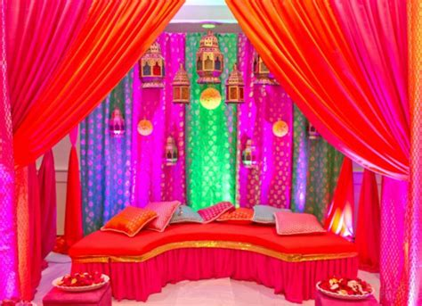 Home Ganpati Decoration 6 Amazing Mehndi Party Ideas For The Perfect Night Kate