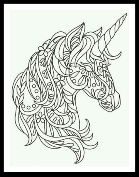 pin  heather robinson  coloring unicorn coloring