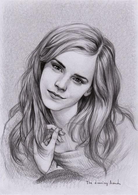 emma watson drawing emma watson by thedrawinghands on deviantart pencil