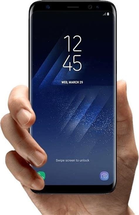 Samsung S8 Ultimate Real Fingerprint Infinity Display samsung galaxy s8 s8 with infinity display iris scanner more here s everything you need to
