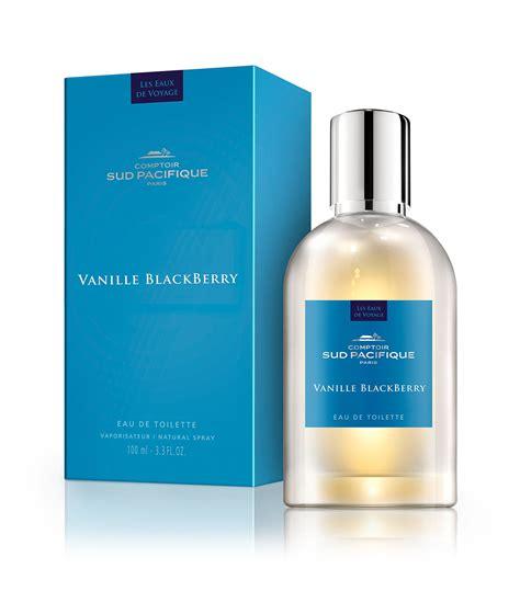 Comptoir Pacifique by Vanille Blackberry Comptoir Sud Pacifique Perfume A New
