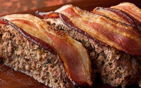 30345 Bacon Cheddar Meatloaf Jpg   bacon cheddar meatloaf recipe chowhound