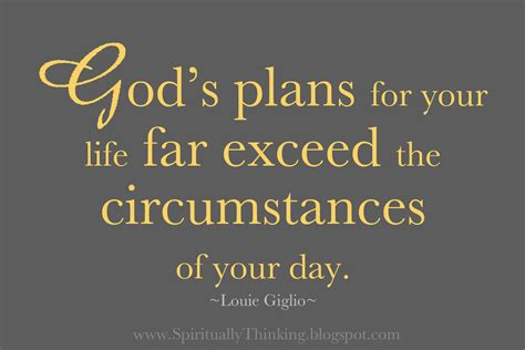 god plan for me quotes