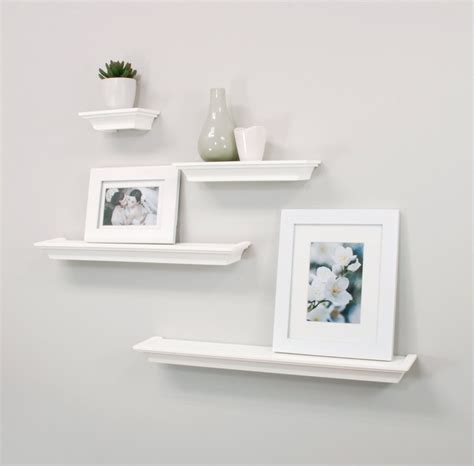 what to put on floating shelves top 20 white floating shelves for home interiors