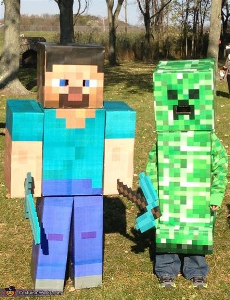 diy steve minecraft costume 40 of the best costumes for babies