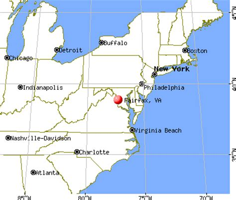 fairfax, virginia (va 22031) profile: population, maps