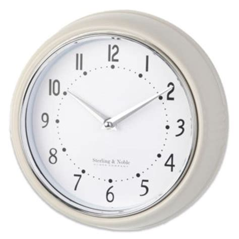 bed bath and beyond clocks buy kitchen clocks from bed bath beyond