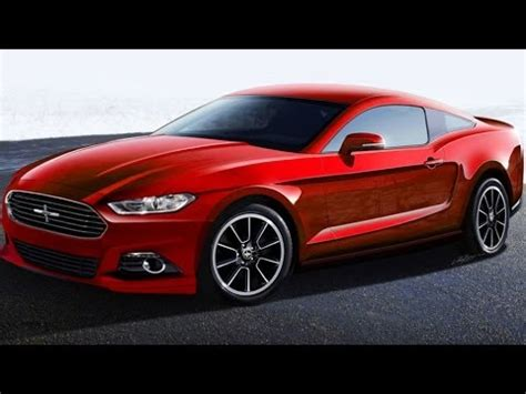 2019 ford mustang gt concept youtube