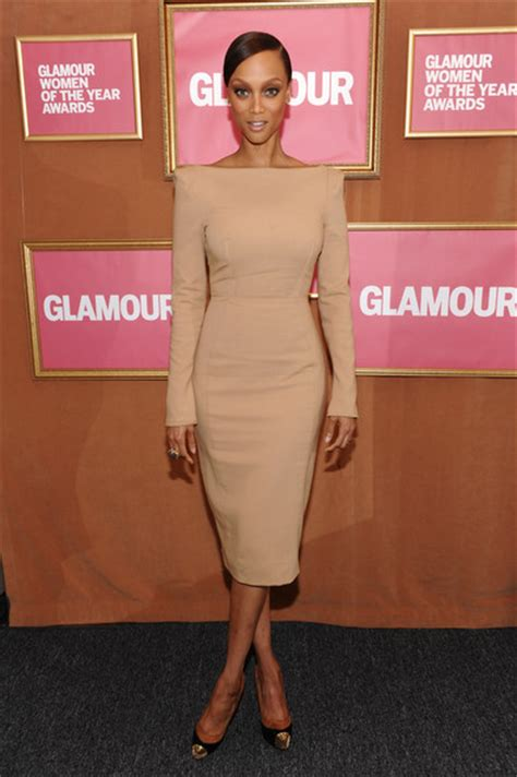 Glamours Of The Year Honors Cool Offers Up A Chance To Bid On Gorgeous Gems That Help Benefit The Environment Fashiontribes Fashion by Banks And Crossing Legs 2619581 Coolspotters