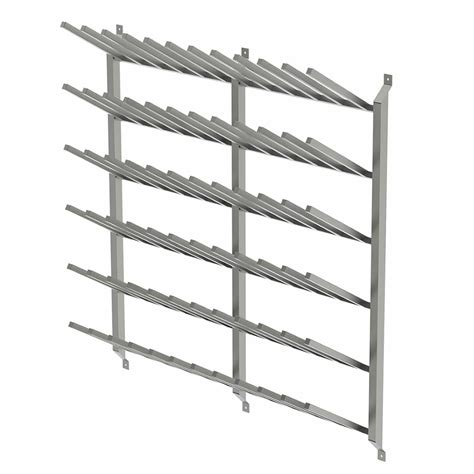 Wall Rack by Eco Wall Mounted Boot Rack Uk Manufacturer Syspal Uk