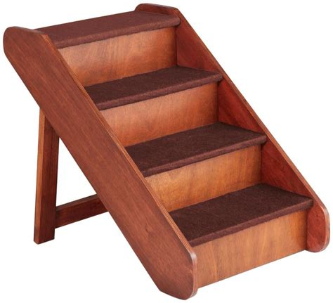 pet stairs for bed wooden dog stairs for bed how to build dog stairs for bed