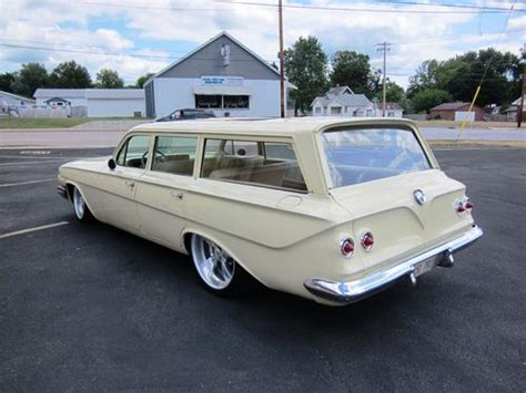 1961 chevrolet station wagon purchase new 1961 chevrolet station wagon in galesburg
