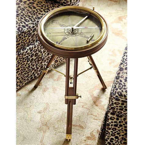 ballard designs side table compass side table ballard designs