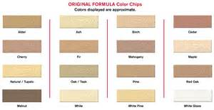 wood putty colors famowood original wood filler famowood products