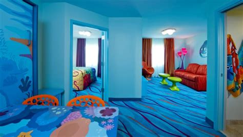 Art Of Animation Family Suite Floor Plan 4 Reasons To Stay At Disney S Art Of Animation Resort