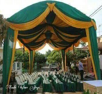 Terpal Tenda Pesta jual plafon tenda dekorasi pernikahan harga murah jakarta oleh toko sarung kursi