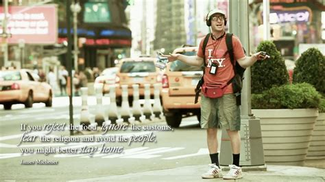 Travel Quotes 08 how to be a traveller and not a tourist inspirational