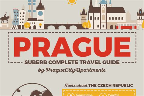 prague the complete insiders guide for traveling to prague books prague infographic superb complete travel guide prague