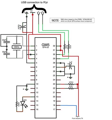 usb midi wiring diagram free wiring diagrams