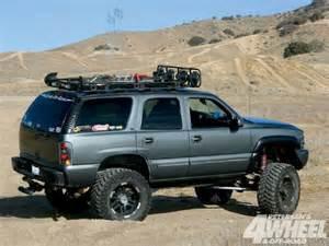 2001 tahoe lifted
