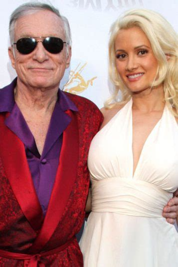 Hugh Hefner And On Baby Theres Been Lots Of Trying by And Husband Pasquale Rotella