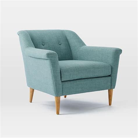 west elm armchair finn armchair west elm