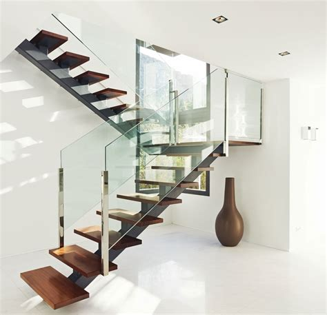 glass banister cost indoor glass railing cost beautiful and easy cleaning