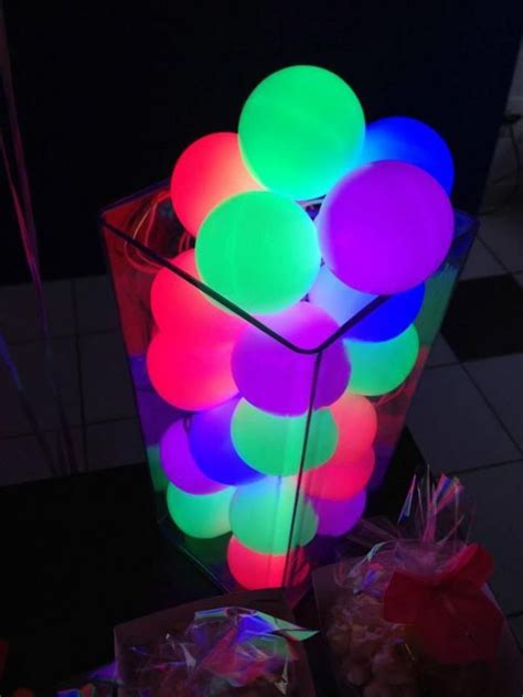 Glow In The Decorations Ideas by Best 20 Neon Ideas On