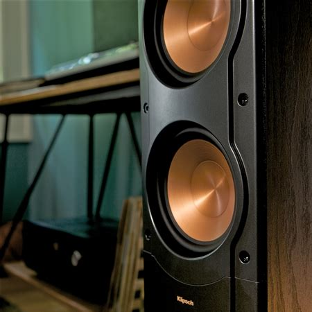 rf 52 ii reference home theater system high quality