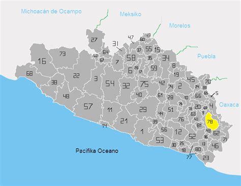 estado de guerrero wikipedia la enciclopedia libre cochoapa el grande municipio wikipedia la