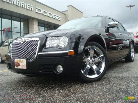 Chrysler 300 Dub Edition For Sale by 2008 Chrysler 300 Touring Dub Edition In Brilliant Black
