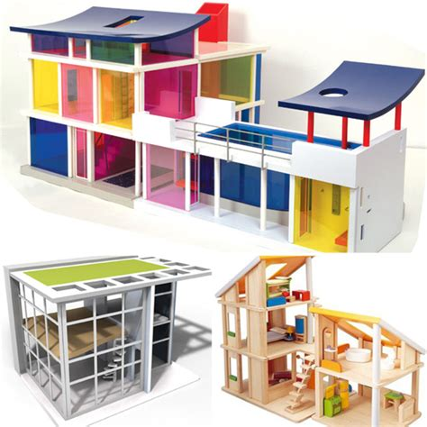 dollhouse modern best modern dollhouses popsugar moms