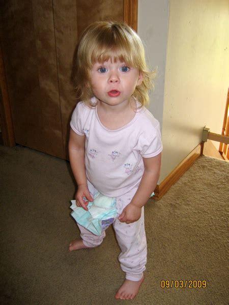 Toddler Diaper Off