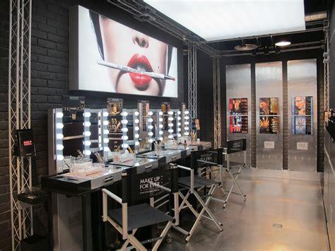 Makeup Salon salon interior futuristic salon interior design salon