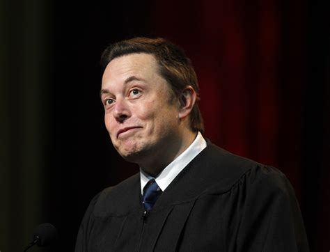 elon musk usc commencement speech spacex ceo elon musk suggests rival hired official in
