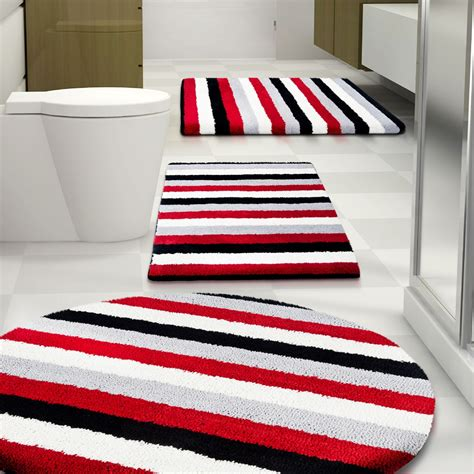 Grey And White Bathroom Rugs by Gray And Yellow Bathroom Ideas Black White And Gray