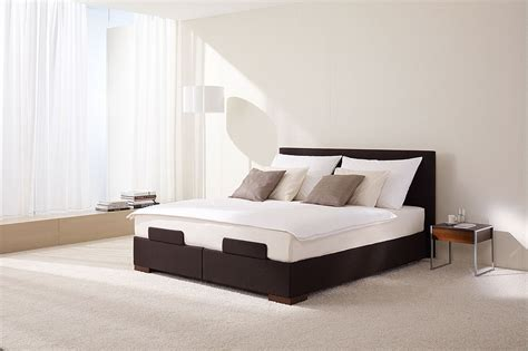 Low Headboard by Furniture Brown Polished Wooden Low Profile Bed Frame