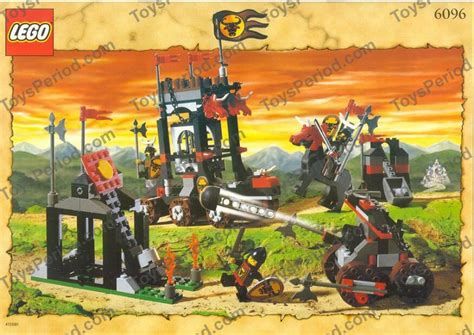 Lego Cedric The Bull Robber Chief lego 6096 bull s attack set parts inventory and