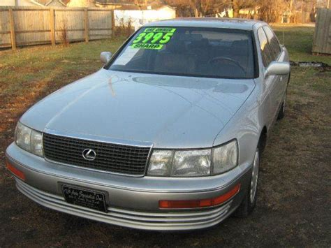 1990 lexus ls400 for sale 1990 lexus ls 400 for sale in des moines ia
