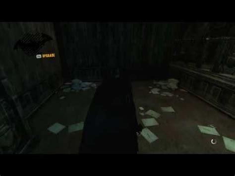 arkham asylum secret room batman arkham asylum secret room in warden s office