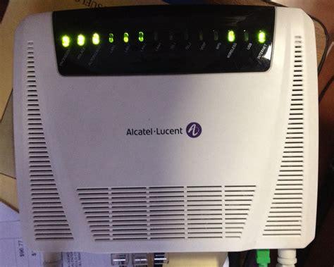 Modem Alcatel Lucent alcatel lucent i 240w r de infinitum contrase 241 a de