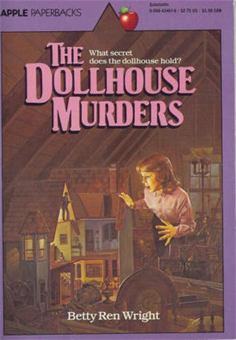 doll house murders dollhouse murders by betty ren wright reviews discussion bookclubs lists