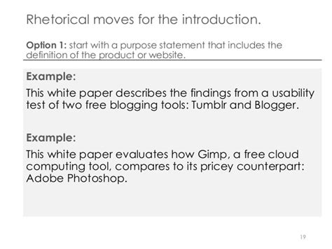 how to write a technical white paper how to write a technical white paper 28 images david