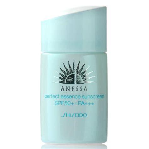 Shiseido Sunscreen shiseido anessa essence sunscreen spf 50 pa