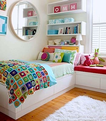 Cute Room Interiors For Girl Teens
