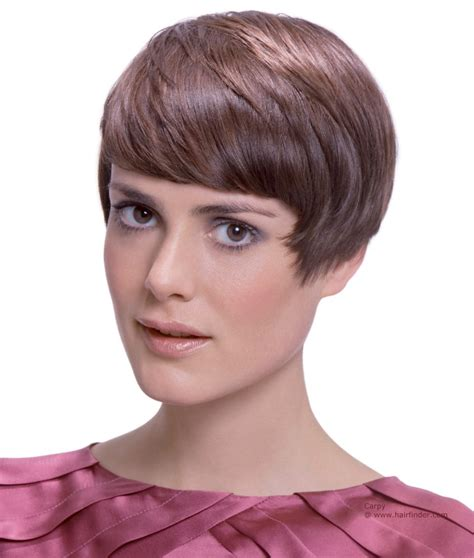 hairstyles from short retro 50s haircut with fanned out sideburns
