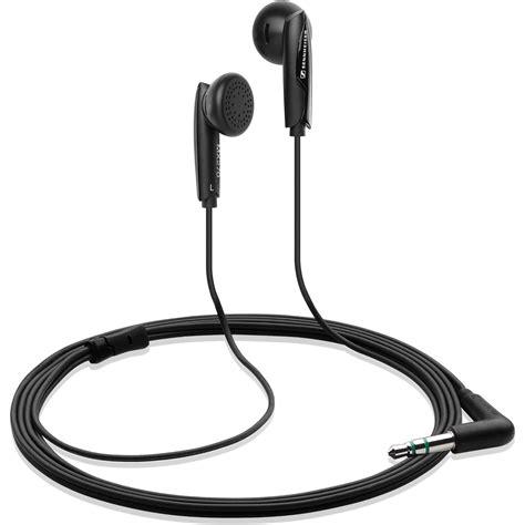 sennheiser mx 270 stereo earbuds mx270 b h photo